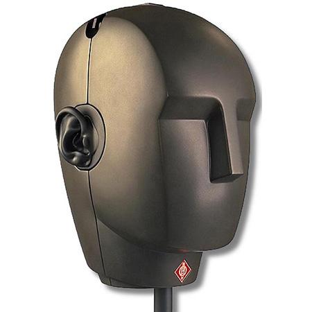 Testa microfono stereo/binaurale professionale Newmann KU 100 (costo circa 7400 euro)