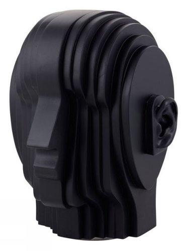 Testa in legno per Microfono stereo/binaurale Soundman OKM (costo circa 350 euro)